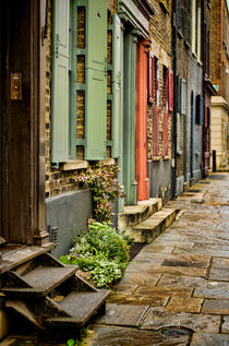 Fournier Street Colour by Heather Applegate