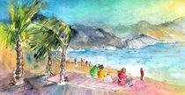 Puerto De Las Nieves 04 von Miki de Goodaboom