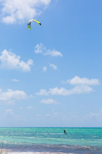 Windsailing In The Keys von John Bailey