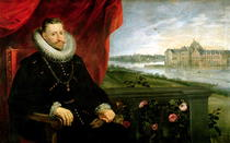 Albert of Habsbourg Archduke of Austria  by Peter Paul Rubens