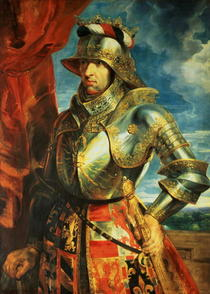 Maximilian I by Peter Paul Rubens