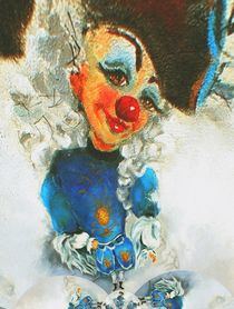Clown Antoine 5 by Barbara Tolnay