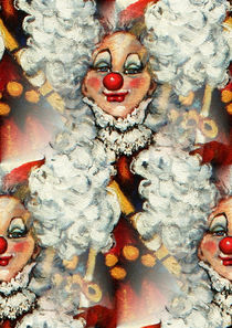 Clown Ludwig 3 by Barbara Tolnay