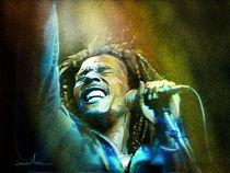 Bob Marley 06 von Miki de Goodaboom