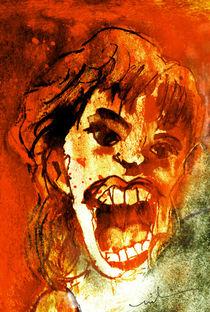 Mick Jagger von Miki de Goodaboom