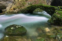 Bridge over troubled water von Giorgio  Perich
