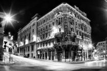 Night in the city von Giorgio  Perich
