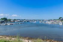 New England Harbor von John Bailey