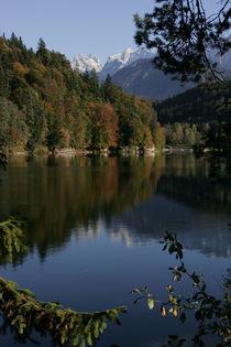 Hechtsee in den Brandenberger Alpen 2, Tirol von Kathleen Follert