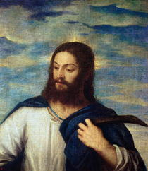 Der Retter von Tiziano Vecellio