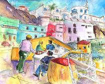Puerto de Sardina 01 von Miki de Goodaboom