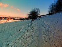 Wanderung durch das Winter Wunderland | Landschaftsfotografie by Patrick Jobst