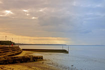 Sunny Interlude on Ryde Esplanade von Rod Johnson