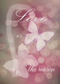 Love is the Reason by Judy Hall-Folde