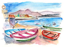 Puerto de Sardina 03 von Miki de Goodaboom