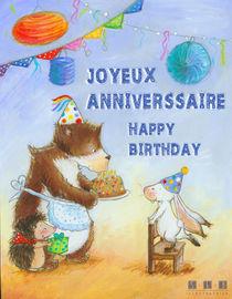 Joyeux anniversaire Lapin ! by sarah-emmanuelle-burg