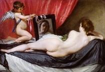 The Rokeby Venus von Diego Rodriguez de Silva y Velazquez