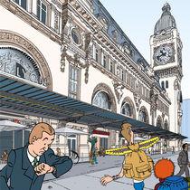 Gare de Lyon von orstunisch