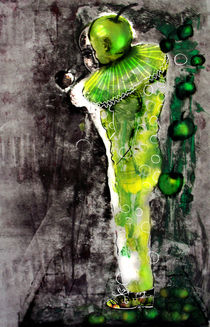 Appleman by Laima Kiniauskaite