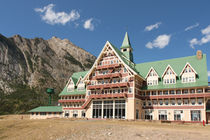 Prince Of Wales Hotel von John Bailey