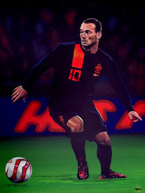 Wesley-sneijder-painting