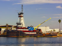 A Tough Old Tugboat by John Bailey
