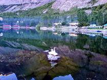 Shangrila Lake von Irfan Gillani