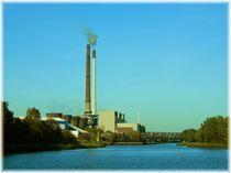 Das Kraftwerk by Marion Eckhardt