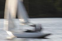 Der Traum vom Segeln - The dream of sailing 3 by Marc Heiligenstein