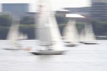 Der Traum vom Segeln - The dream of sailing 4 by Marc Heiligenstein