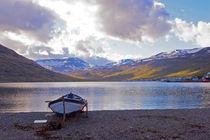 Eskifjörður - Iceland by Jörg Sobottka
