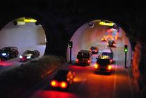 Verkehr im Tunnel von lynn-ba