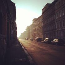 Stadtflucht am Morgen von m-i-ma