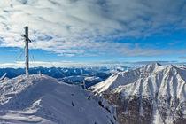 Gipfelkreutz Gitschberg von Karsten Müller