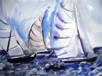 regatta von Valeria Matyasch