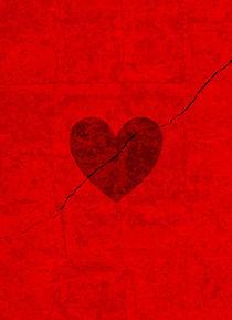 Cracked Heart von Steve Ball