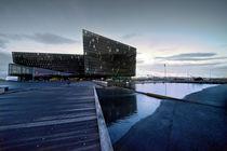 Reykjavik Festival Hall  von Rob Hawkins
