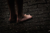 ohne Schuhe  von Barbara  Schreiber