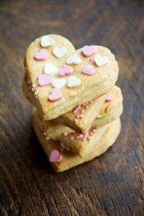 Heart cookies by Harald Walker