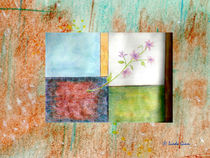 Flower Collage 1 von Linda Ginn