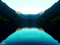 Satpara Lake by Irfan Gillani