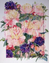 gefüllte Päonien in rosa by Sonja Jannichsen