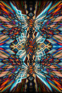 Kaleidoscope 12 von Steve Ball