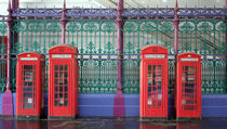 Red Telephones by Neil Lowden
