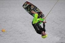 Wakeboarding Jump von Marc Heiligenstein