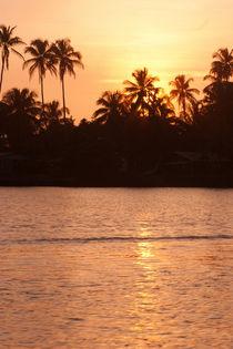 Sunrise - Tortuguero - Costa Rica von Jörg Sobottka