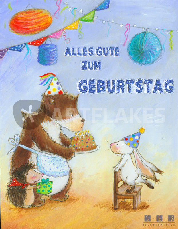 Alles Gute Zum Geburtstag Von