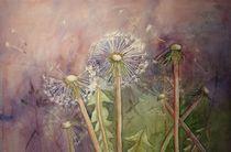 Pusteblumen 2 von Sabine Sigrist