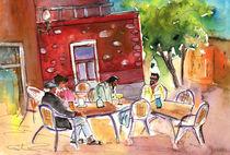 Las Palmas de Gran Canaria Cafe by Miki de Goodaboom