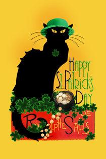 Le Chat Noir - St Patrick's Day by gravityx9